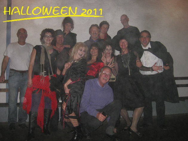Halloweenparty 2011